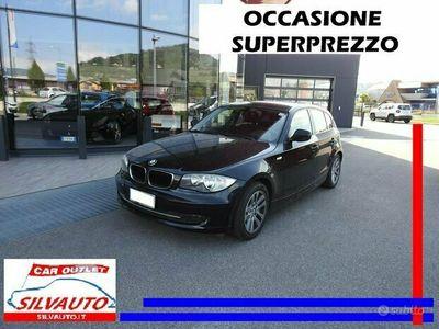 usata BMW 118 D CAMBIO AUTOMATICO 143CV ELETTA