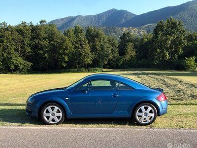 usata Audi Coupé TT Coupé 1.8 T 20V 179 CV cat quattro
