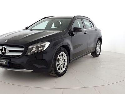 usado Mercedes 180 GLA GLA-X156 2017 DieselBusiness