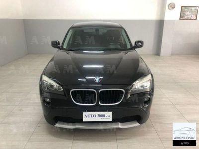 usata BMW X1 2011 sDrive Eletta 2.0D 177 CV COME NUOVO