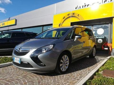 usata Opel Zafira Tourer 1.6 CDTi 136CV S&S - Frosinone