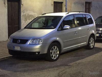 usata VW Touran 1.9 TDI 105CV