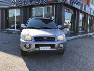 brugt Hyundai Santa Fe 2.0 CRDi TD 4WD GLS Premium