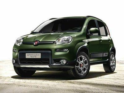 """usata Fiat Panda 4x4 1.3 MJT S&S """"UNIPROPRIETARIO"""""""