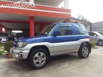 usata Mitsubishi Pajero Pinin 2.0 16V GDI 3p. Competition DA RIVEDERE rif. 6520246