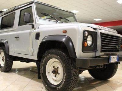 brugt Land Rover Defender 90 2.4 TD4 SE UNIPRO ABS CLI