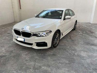 usata BMW 518 Serie 5 (G30/G31) Msport