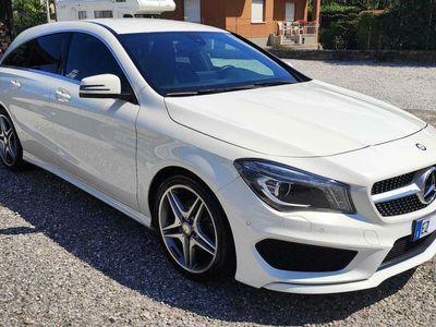 usata Mercedes CLA220 Classe CLACDI S.W. Automatic Premium