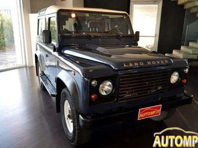 usata Land Rover Defender 110 2.4 TD4 Station Wagon E usato