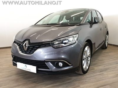 gebraucht Renault Scénic dCi 8V 110 CV EDC Energy Business usato