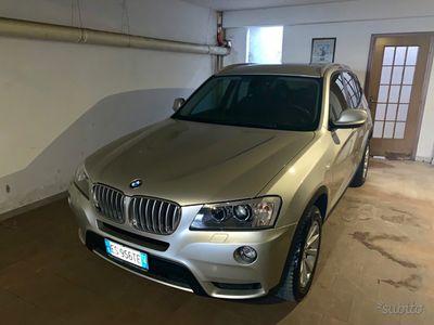 second-hand BMW X3 20d 184 cv futura automatica xdrive