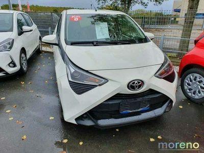 usata Toyota Aygo 1.0 72 CV x-play
