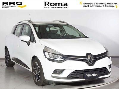 begagnad Renault Clio sporter 1.5 dci energy Intens 90cv edc