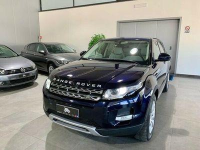 usata Land Rover Range Rover evoque TD4 150CV Prestige
