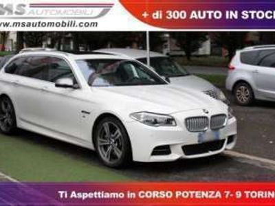 usata BMW 550 Touring d xDrive Msport Tetto Panoramico 19 Unicop