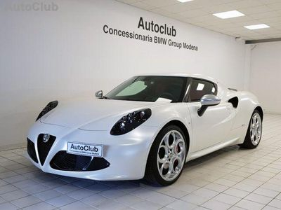 usado Alfa Romeo 4C 1750 TBi