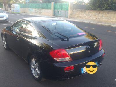 brugt Hyundai Coupé Coupe 1.6 16V Active