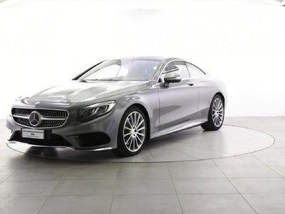 gebraucht Mercedes 500 Classe S SECCoupé 4Matic Maximum