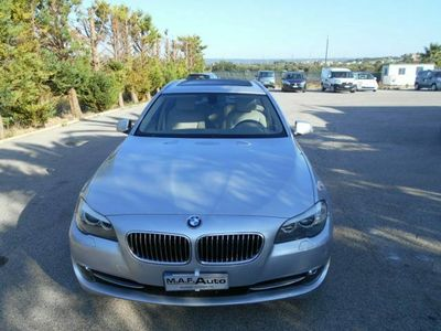 usata BMW 530 d xDrive 258CV Touring Futura Tetto Telecamera