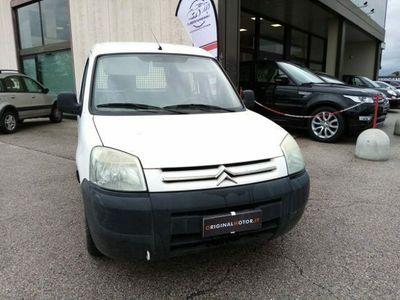 usata Citroën Berlingo 1.9 D cat 3p. 600 Entreprise Liv.B