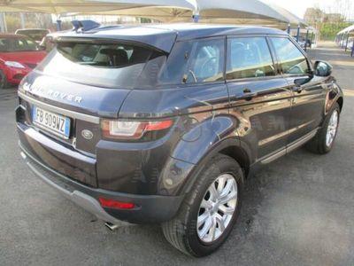 usata Land Rover Range Rover evoque 2.0 TD4 150 CV 5p SE Dynamic Landmark Ed. usato