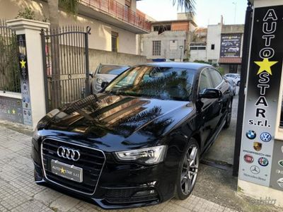 usata Audi A5 2.0 TDI Quattro S-line 177CV Multitronic