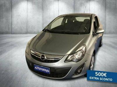 usata Opel Corsa 1.2 Edition (elective) 85cv 3p