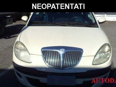 usata Lancia Ypsilon 1.3 Multijet 16V Argento EURO 4