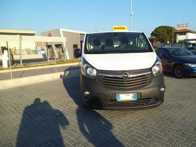 usata Opel Vivaro 1600 BTURBO CV 120