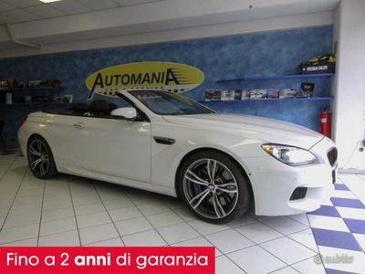 usata BMW M6 Cabriolet Performance Carboceramica - Iva Es
