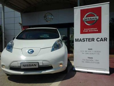 usata Nissan Leaf Elettrico Visia