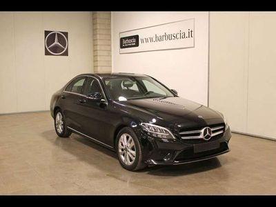usata Mercedes C180 (W/S205) d Auto Sport