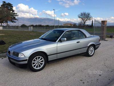 usata BMW 320 Cabriolet i
