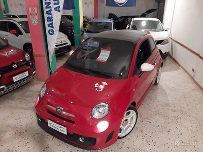 usata Fiat 500 Abarth c cabrioo 1.4 t-jet 140cv