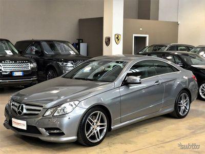gebraucht Mercedes E220 CDI Coupé BlueEFFICIENCY Aut
