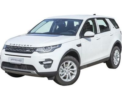 used Land Rover Discovery Sport 2.0 TD4 150 CV SE nuova a Avezzano