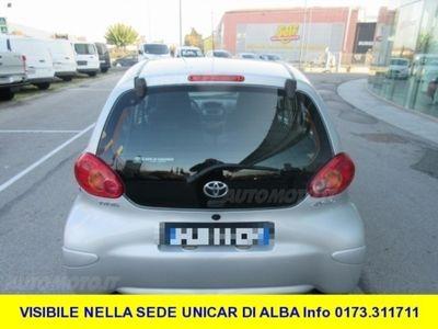 usata Toyota Aygo Aygo 1ª serie1.0 12V VVT-i 5 porte Sol