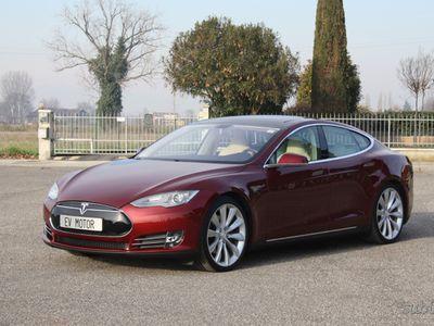 usata Tesla Model S P85 SIGNATURE 7 POSTI ITALIANA