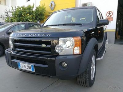 brugt Land Rover Discovery 3 2.7 TDV6 SE usato