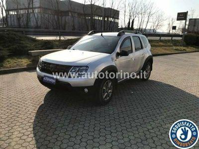 used Dacia Duster 1.5 dci Laureate 4x2 110cv
