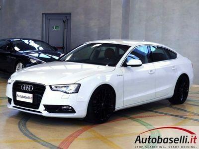 usata Audi A5 S.BACK 2.0TDI 177 CV MULTITRONIC ADVANCED