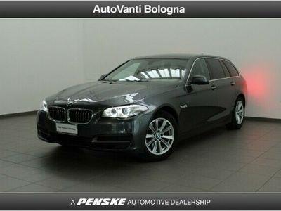 usata BMW 518 d Touring Business aut.