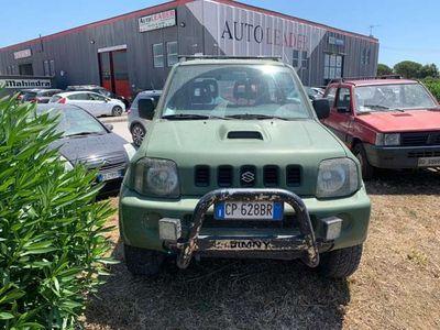 usata Suzuki Jimny 1.5 DDiS cat 4WD