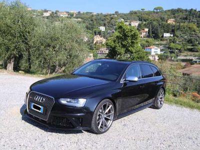 usata Audi RS4