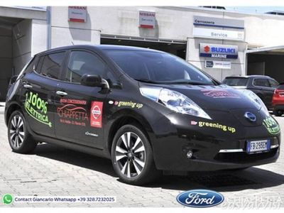 usata Nissan Leaf tekna - TRATTATIVA RISERVATA IN SEDE rif. 6590929