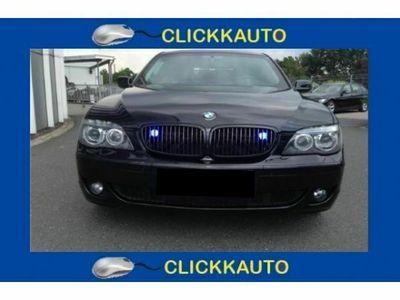 usata BMW 760L Serie 7 (E65/E66) i cat High Security