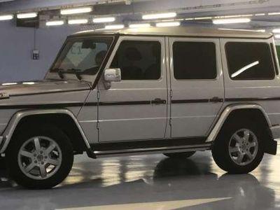 usata Mercedes G270 CDI cat Lungo S.W. Autocarro