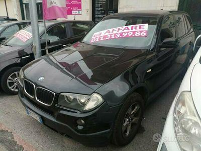 usata BMW X3 2.0d Futura Cambio Automatico