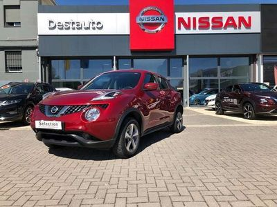 usata Nissan Juke 1.6 GPL Acenta