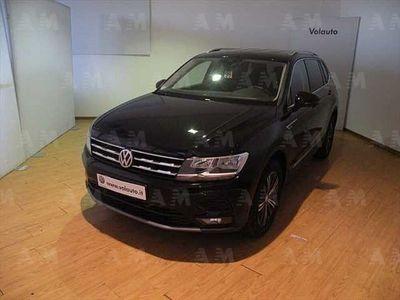 usata VW Tiguan Allspace 2.0 TDI SCR DSG Business BMT nuova a Montecatini-Terme